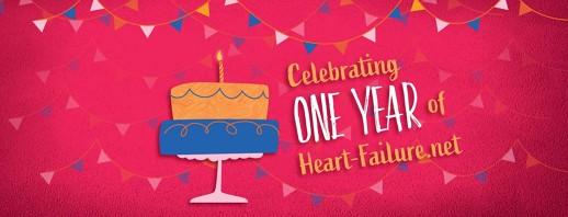 Heart-Failure.net Celebrates 1 Year! image