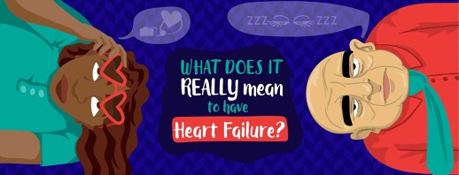 Navigating a Heart Failure Diagnosis: 2021 In America Survey image
